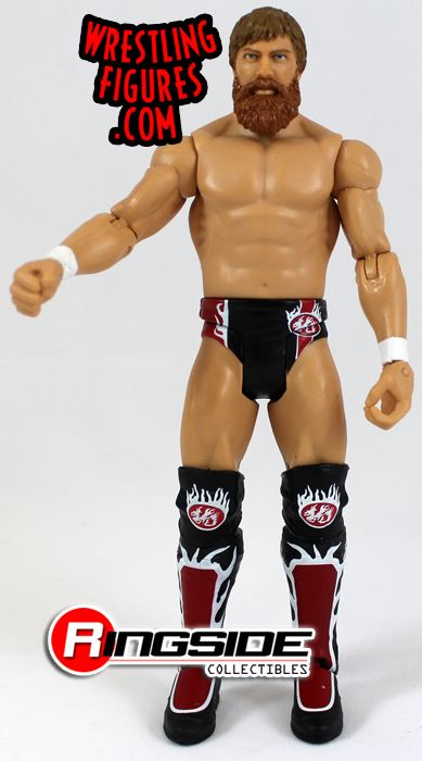 Daniel Bryan in Mattel WWE Series 35!
