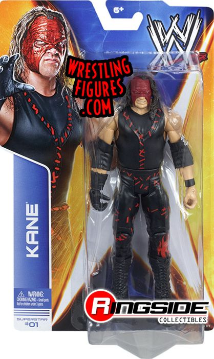 kane wwe series 35 ringside collectibles