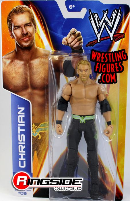 Christian Wwe Series 36 Wwe Toy Wrestling Action Figure