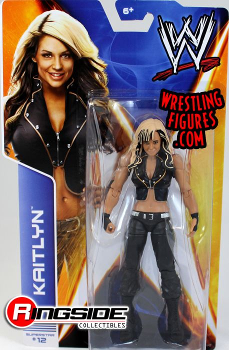 Wwe Girl Toys : Kaitlyn wwe series toy wrestling action figure by