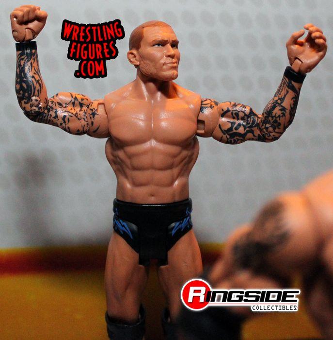 Mattel WWE Series 37 Randy Orton!