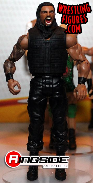 Mattel WWE Series 37 Roman Reigns!