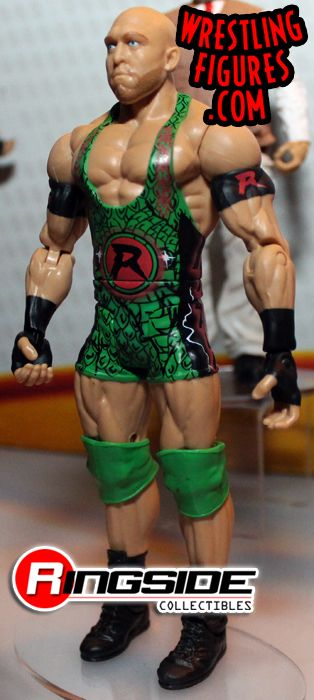 Mattel WWE Series 37 Ryback!
