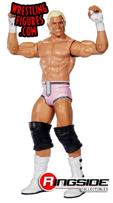 Mattel WWE Series 38 Dolph Ziggler!
