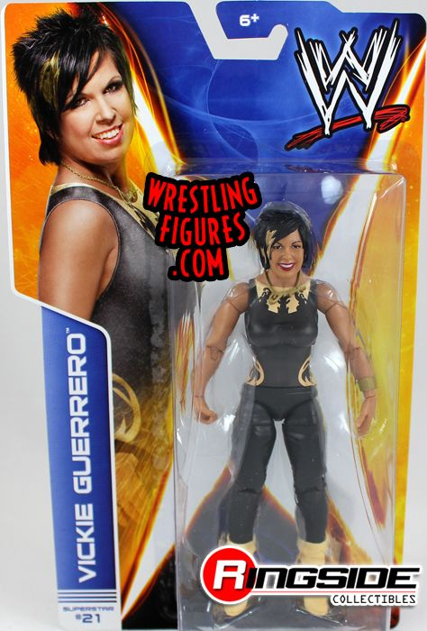 Vickie Guerrero Wwe Series 38 Wwe Toy Wrestling Action