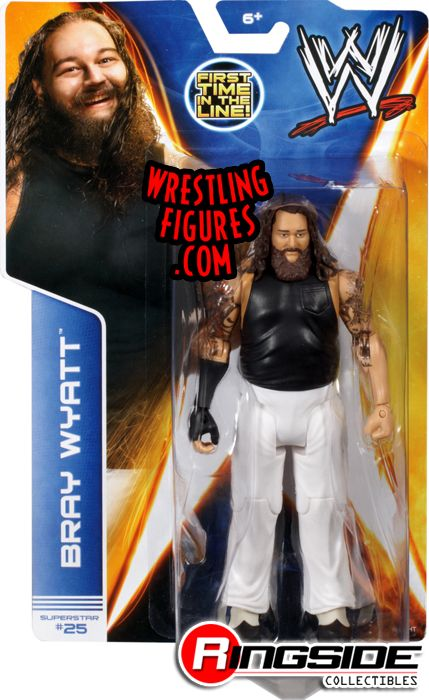 Bray Wyatt Wwe Series 39 Wwe Toy Wrestling Action Figure