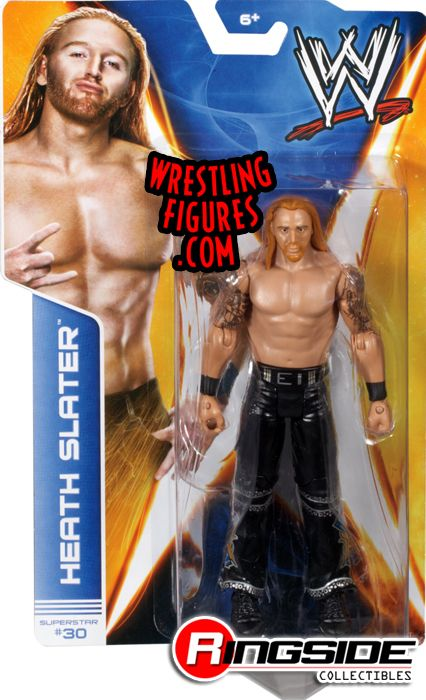 Heath Slater Wwe Series 39 Ringside Collectibles