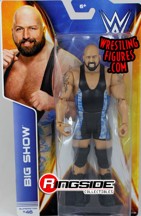 Big Show Wwe Series 42 Wwe Toy Wrestling Action Figure