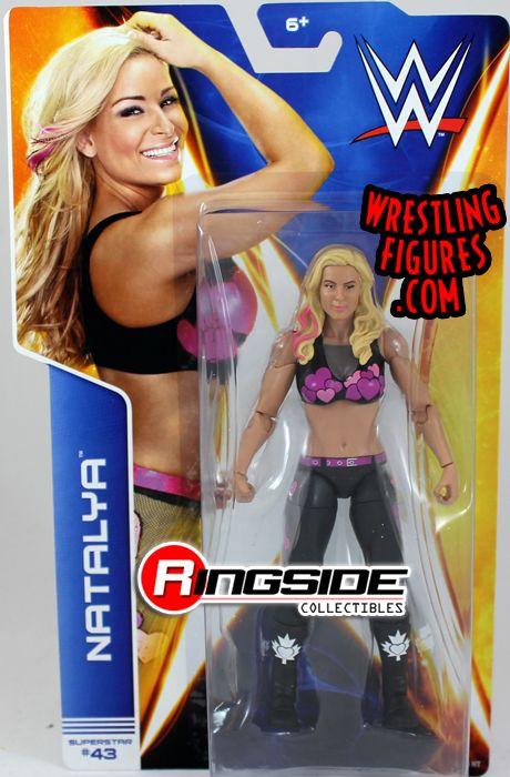 Natalya Wwe Series 42 Ringside Collectibles
