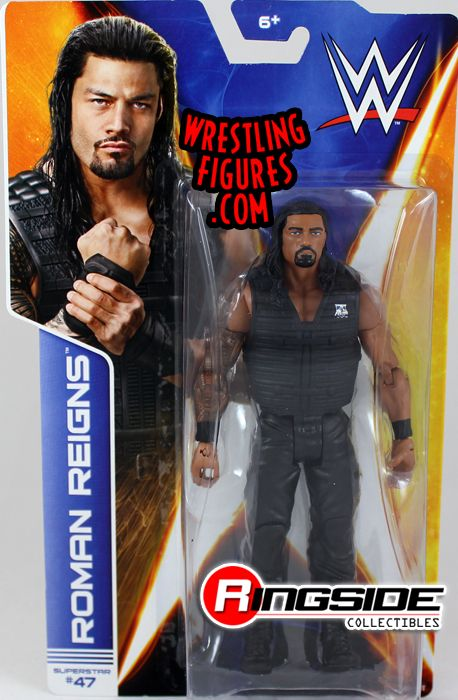 roman reigns wwe series 42 ringside collectibles