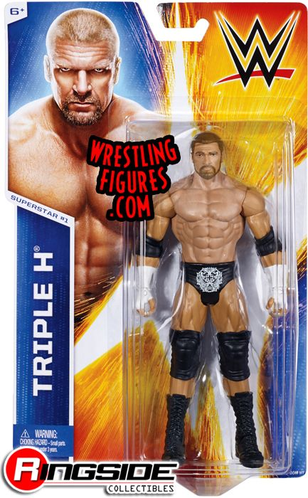 Triple H Hhh Wwe Series 45 Wwe Toy Wrestling Action