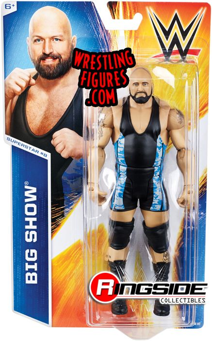 Big Show Wwe Series 46 Wwe Toy Wrestling Action Figure