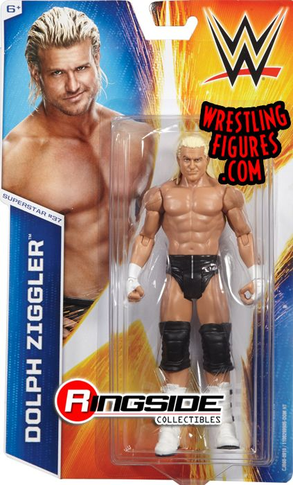 Dolph Ziggler Wwe Series 51 Wwe Toy Wrestling Action
