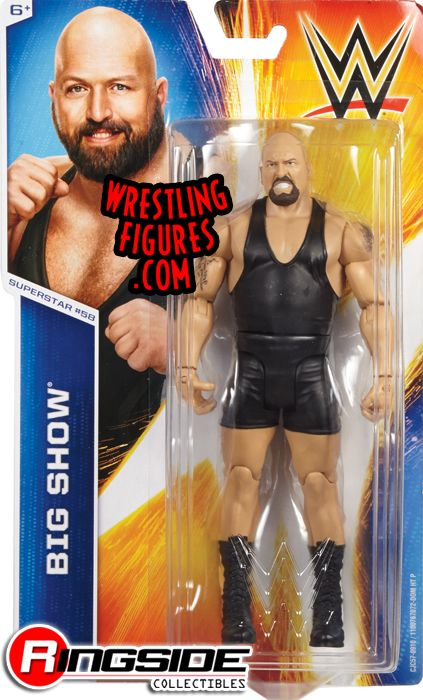 Big Show Wwe Series 54 Wwe Toy Wrestling Action Figure