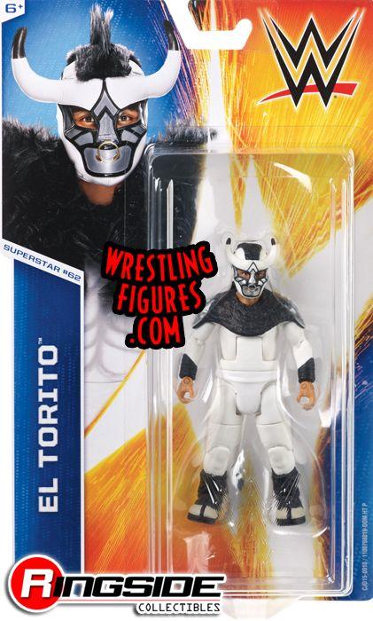 Teenage Mutant Ninja Turtles Toys : El torito wwe series toy wrestling action figure