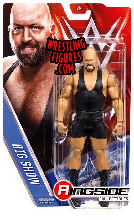 Big Show Wwe Series 57 Wwe Toy Wrestling Action Figure
