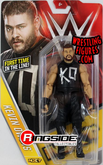 WWE Kevin Owens Basic Action Figure