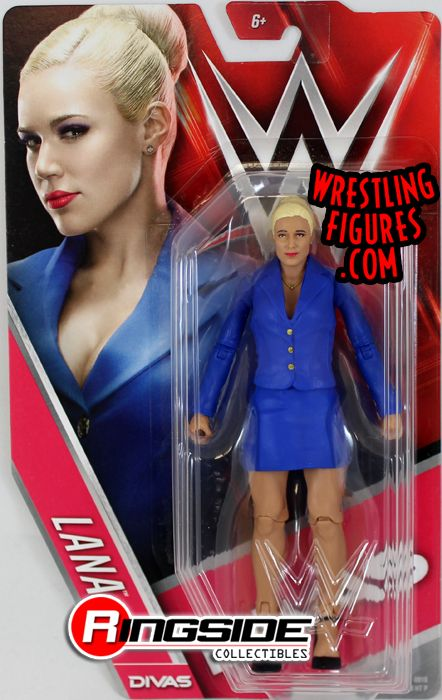 Wwe Girl Toys : Lana wwe series toy wrestling action figure by