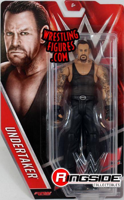 Undertaker Wwe Series 58 Wwe Toy Wrestling Action Figure