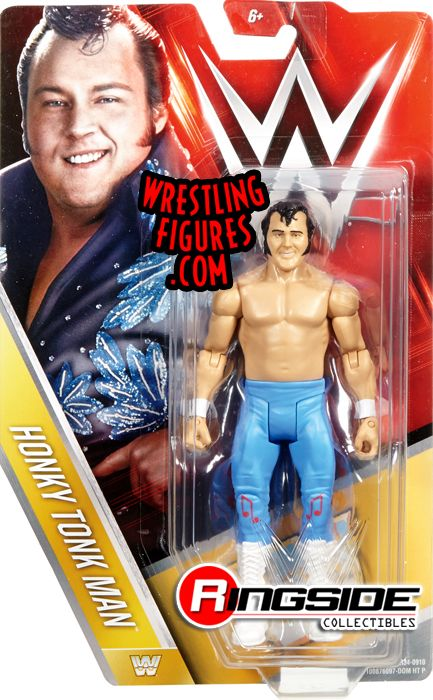 Honky Tonk Man Wwe Series 59 Wwe Toy Wrestling Action