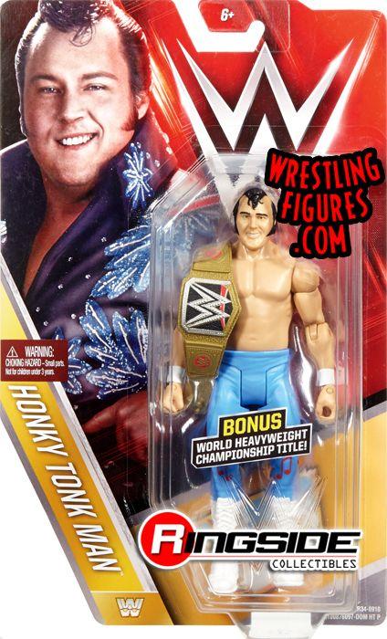 Chase Figure W Bonus Belt Honky Tonk Man Wwe Series