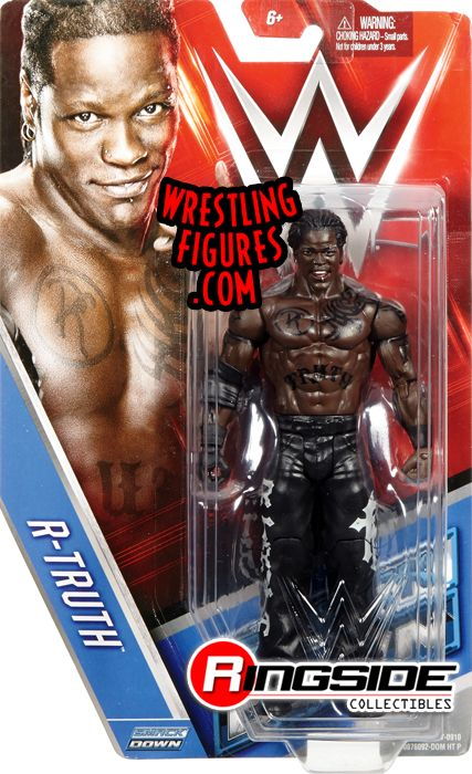 R Truth Wwe Series 59 Wwe Toy Wrestling Action Figure By