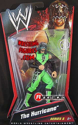 The Hurricane Wwe Series 5 Ringside Collectibles
