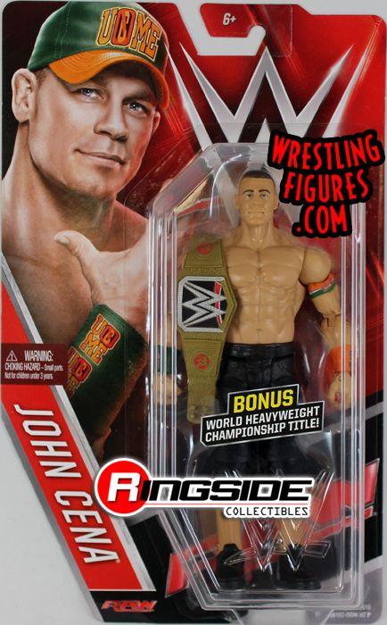 Finn Balor Mattel WWE Basic Series 61 Chase with Title Belt
