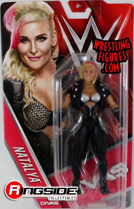 Wwe Girl Toys : Natalya wwe diva series toy wrestling