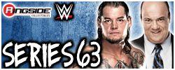 Mattel WWE Series 63!