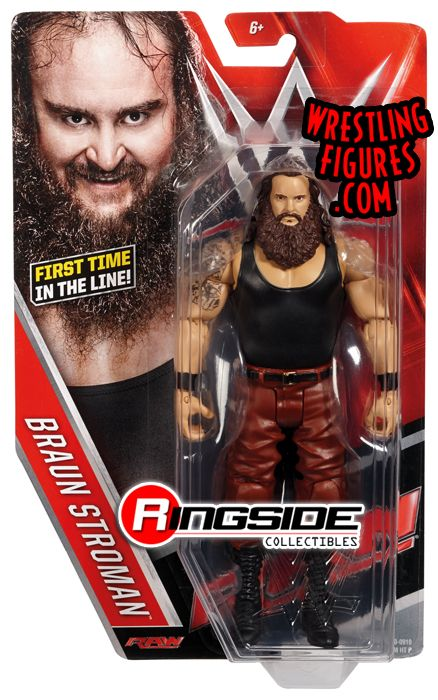 Braun Strowman Wwe Series 64 Ringside Collectibles