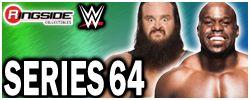 Mattel WWE Series 64!