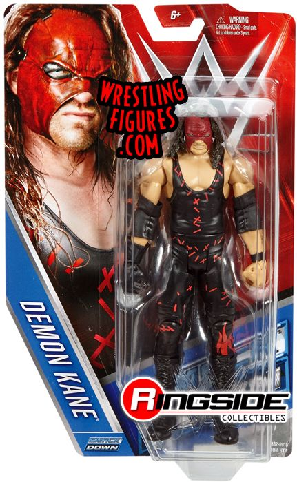 Wwe Action Figures Kane: WWE Series 65 WWE Toy Wrestling Action