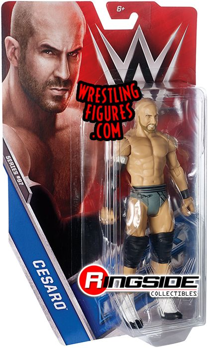 Cesaro Wwe Series 67 Wwe Toy Wrestling Action Figure By