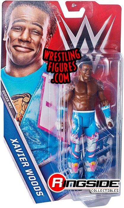 Xavier Woods New Day Wwe Series 67 Wwe Toy Wrestling