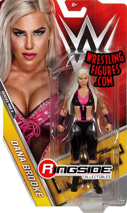 Dana Brooke Wwe Series 68 Wwe Toy Wrestling Action