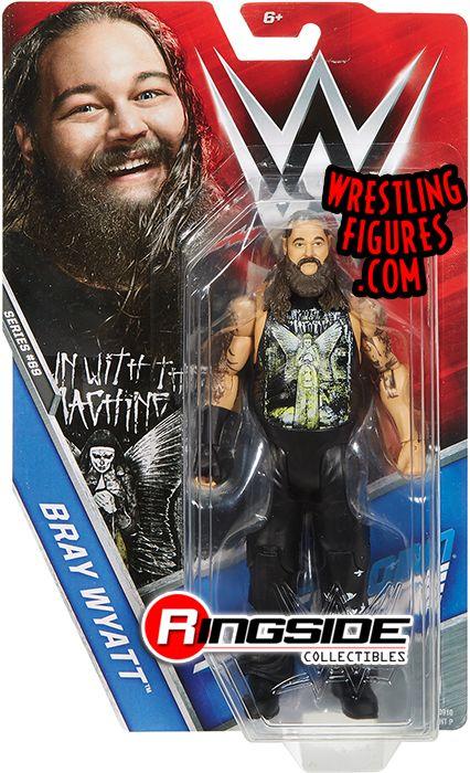 Mattel WWE Basic Series 69 Bray Wyatt Action Figure