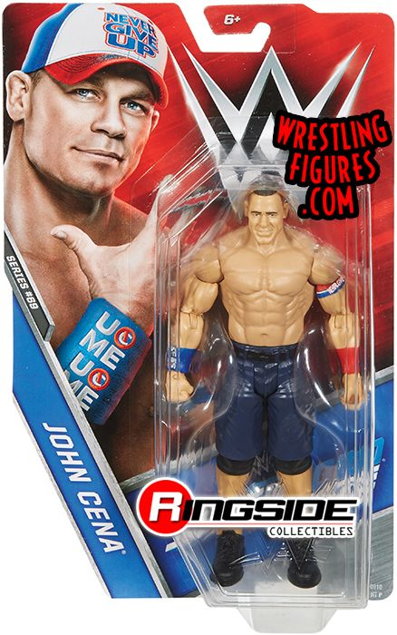 """WWE Hat for 6/"""" Mattel Elite /& Basic John Cena Action Figure"""