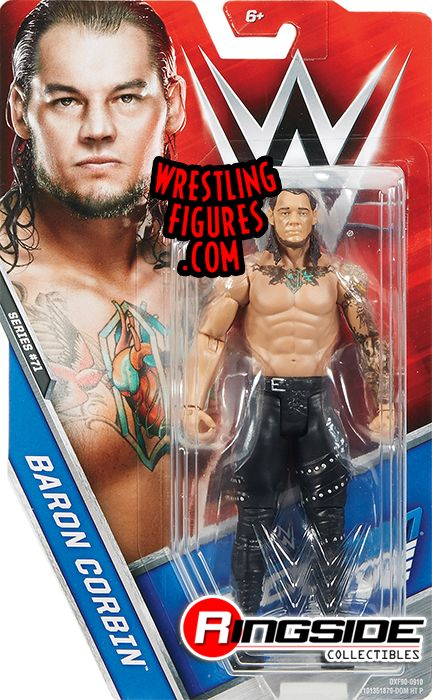 Baron Corbin Wwe Series 71 Wwe Toy Wrestling Action