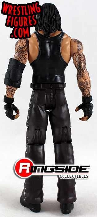 WWE Wrestling Series 71 Undertaker Action Figure