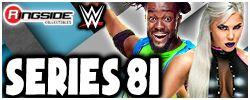 Mattel WWE Series 81!