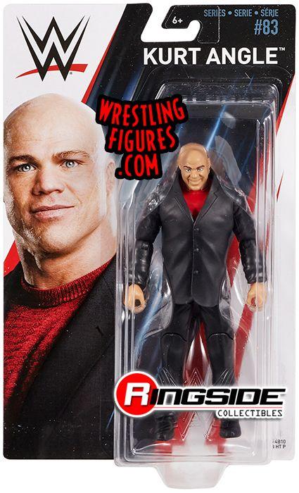 Kurt Angle Wwe Series 83 Wwe Toy Wrestling Action Figure