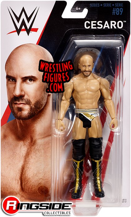 Cesaro Wwe Series 89 Wwe Toy Wrestling Action Figure By