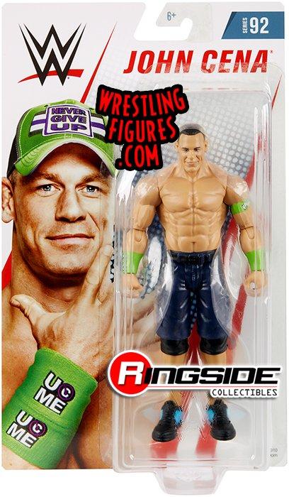 NEW Seth Rollins Mattel WWE Wrestling Basic Series 92 Figure