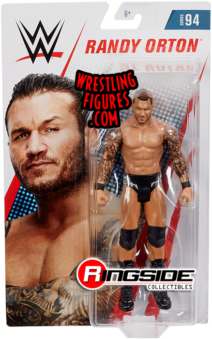 Series #94 WWE Action Figure Randy Orton