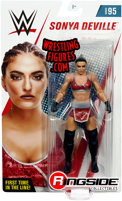 Sonya Deville Wwe Series 95 Wwe Toy Wrestling Action
