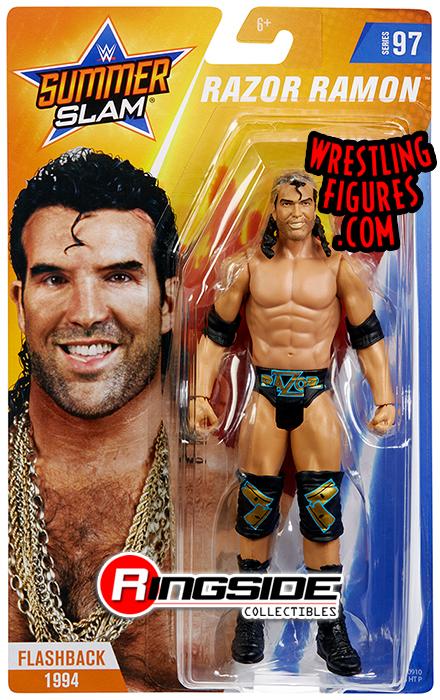 Mattel WWE Basic 97 Summer Slam Series Jeff Hardy Figure