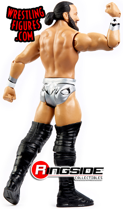 Tony Nese WWE Series 98 Mattel Action Figure Chase Variant w// Grey Gear