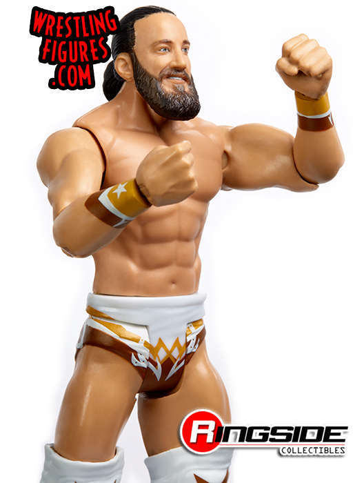Tony nese Série WWE 98 Mattel Action Figure Chase VARIANT avec Grey Gear