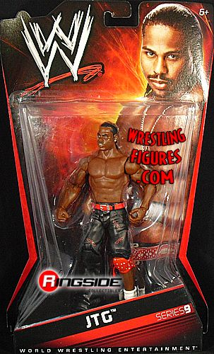 Jtg Wwe Series 9 Ringside Collectibles